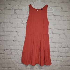 Jessica Simpson Fit And Flare Sleeveless Dress